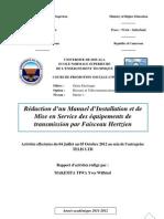 Manuel d'Installation FH Version 5
