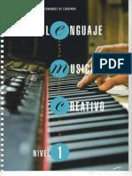 Lenguage Musical 1