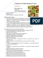 Dietoterapia China