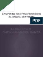 Le Soufisme Et Cheikh Ahmadou Bamba#1