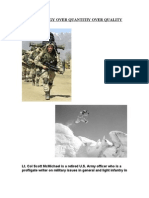 Light Infantry Tactics For Small Teams Pdf