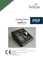 C-2 Operators Manual V11.15