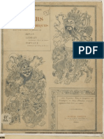 Les Enfers Bouddhiques (le bouddhisme annamite) Léon Riotor & G. Leofanti (1895 Chamuel, Paris)