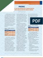PROMG - Programa de Recuperação e Manutenção Rodoviária do Estado de Minas Gerais