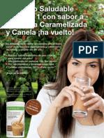 Herbalife  F1  Manzana  Caramelizada
