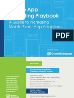 Mobile App Marketing Playbook