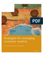 entry strategies for emerging market
