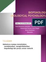 biopsikologi