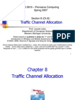 Sec.8--Traffic Channel Allocation--Chapt-08.ppt