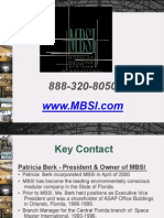 Modular Building Systems International (MBSI)_Modular Buildings and Construction