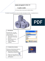 Tutorial Piece Coudee Catia v5