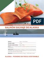 Salmón Sockeye de Alaska ES