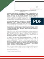 Dieta y Asignaciones Parlamentarias (Informe Comparativo Internacional)