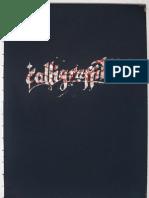 Visual Communication Project - Calligraffiti