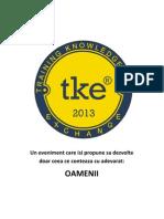 TKE 2013