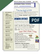 RTM Newsletter June 3_2013 File