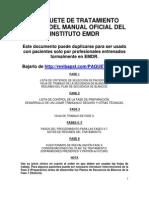EMDR(Tecnica de Asociacion Cerebral)