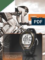 K-Timex Katalog Sport HW 2011