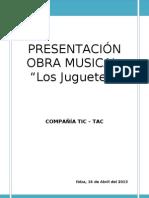 Desarrollo Obra Musical (1)