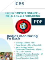 Exim Finance, Lc & Forfaiting-r
