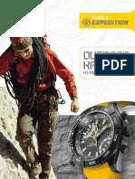 K-Timex Katalog Expedition HW 2011