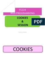 Cookies Sessions