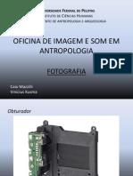 Oficina de Imagem e Som Em Antropologia