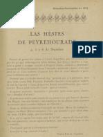 Reclams de Biarn e Gascounhe. - Octoubre-Noubembre 1926 - N°1-2 (31e Anade)