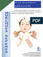 Plaquette Hygiene Bis