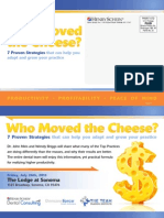 july 26 Who Moved The Cheese