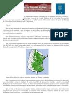 Los Miembros de Los Equipos de Salud de Los Pueblos Fumigados de La Argentina