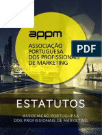 Estatutos da APPM