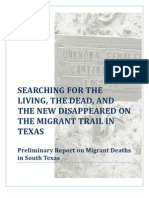 Searching for the Living, the Dead, and the New Disappeared on the Migrant Trail in Texas