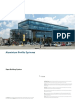 Product Overview of Sapa Building System CWE
