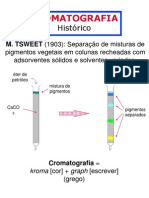 Cromatografia Gasosa - 1