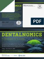 Nov 8 Dentalnomics
