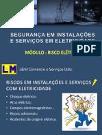 SEGURANÇA EM INSTALAÇÕES E SERVIÇOS EM ELETRICIDADE.pptx