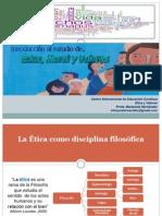 Etica y Valores Diapositivas