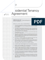 Tenance Contract