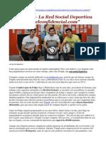 2013, ¿Conoces Los Detalles De La Red Social Deportiva Timpik?