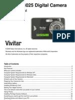 VC8025 User Manual