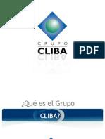 Presentación grupo CLIBA para Rubén Britos