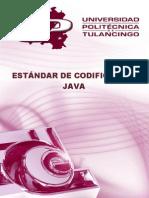 Estandar de Codificacion Java
