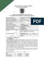 Liquidacion Fabricia Rincon