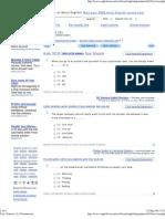Business English 2 Finance 2 Test
