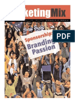 Marketing Mix magazine May June 07