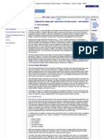 Technical Manual for Design and Construction of Road Tunnels - Civil Elements - Tunnels - Bridge - FHWA