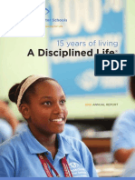 Perspectives Charter Schools Annual Report 2012