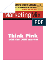 Marketing Mix magazine Jan Feb 08