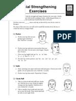 Facial Strengthening